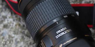 Obiektywy Canon — technologia ostrości